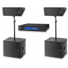 Pachet(2) Coda Audio APS