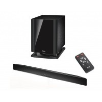 Magnat Soundbar with 25cm wireless subwoofer