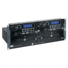 DAP Core CDMP-2200 Double CD/MP3/USB Player