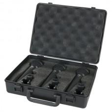 DAP PDM-Pack Set 3 microfoane dinamice
