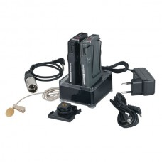 DAP WCA Pack Set Microfon Wireless Pentru Camera Video