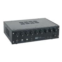 DAP PA-306 Amplificator 30W 100V cu 6 Intrari