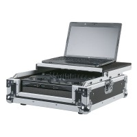 DAP DCA-CON1 2 Channel DJ Controller Case