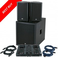 DeBoot Best Buy Compact Sound DJ