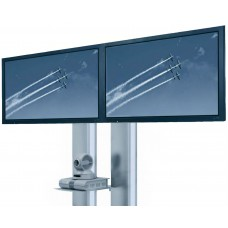 Ergo Steps Twin Stand Monitor 2x55""