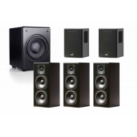 Sistem Audio 5.1 M&K Sound v3