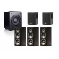 Sistem Audio 5.1 M&K Sound v3