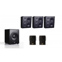 Sistem Audio 5.1 M&K Sound v5
