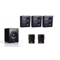 Sistem Audio 5.1 M&K Sound v5