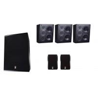 Sistem Audio 5.1 M&K Sound v6
