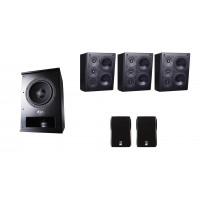 Sistem Audio 5.1 M&K Sound v4