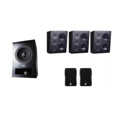 Sistem Audio 5.1 M&K Sound v4