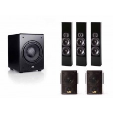 Sistem Audio 5.1 M&K Sound v2