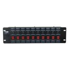 Showtec Switch Schuko DJ-Switch 10