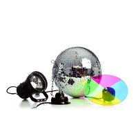 Mirror Ball Set 30cm
